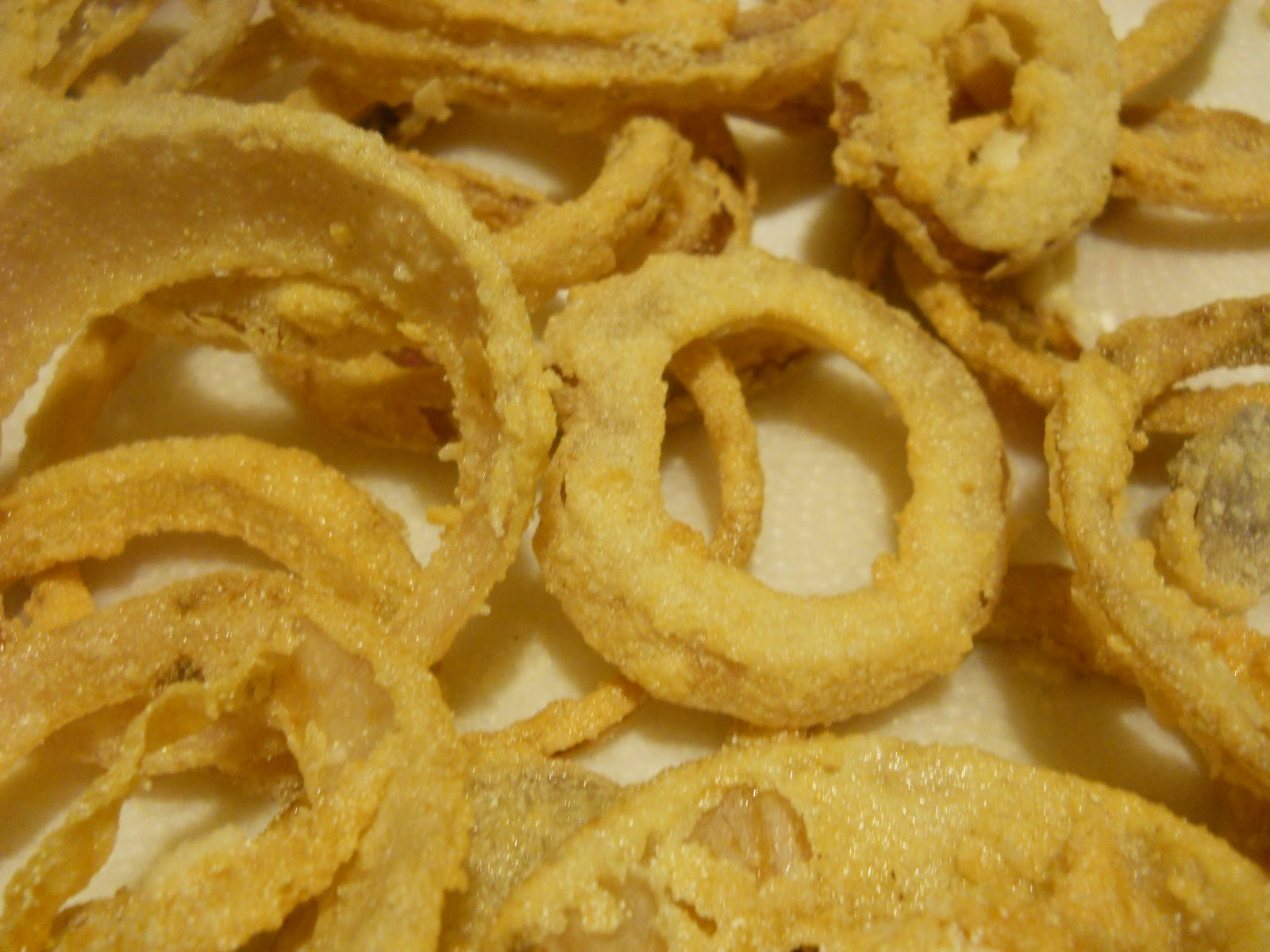 The kids are grown, now what?: Gluten Free Onion Rings
