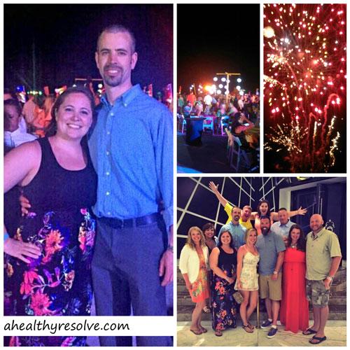 Farewell Party - 2015 Success Club Trip