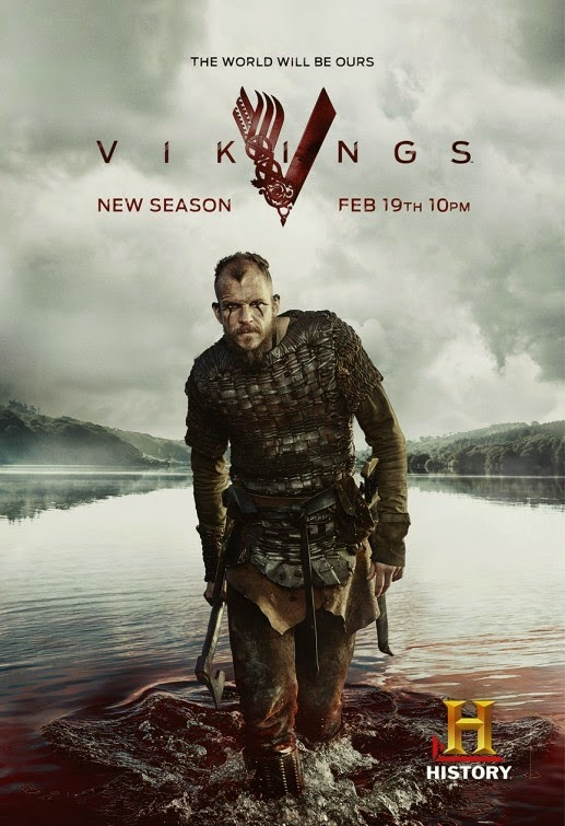Vikings 3º Temporada (2015) Blu-Ray 720p Download Torrent Legendado