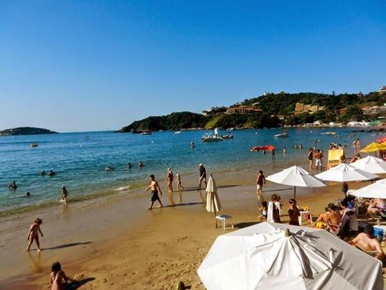 João Fernandes Beach, Buzios
