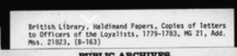 Olive tree genealogy blog finding a loyalist in the haldimand start the film and note what volume b number you are viewing you can see the source details at the bottom or right hand side of each filmed page fandeluxe Choice Image