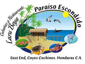 Hospedaje en Cayo Cochinos - Honduras