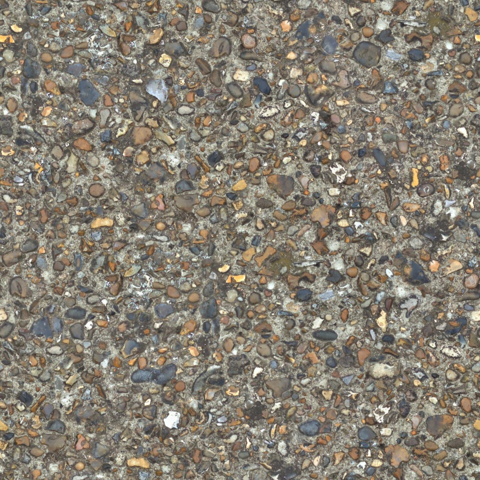 Seamless Cobble Texture : High resolution seamless textures september