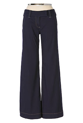Anthropologie Captain's Table Pants