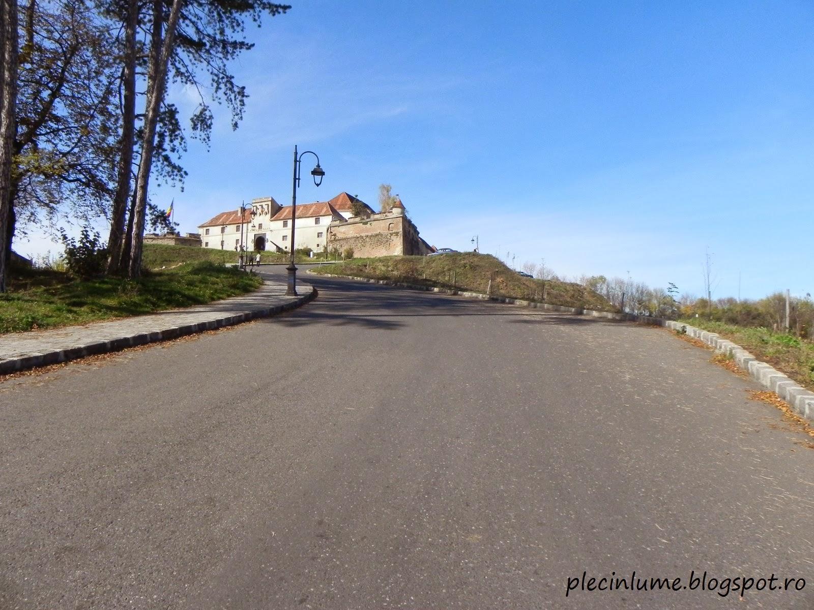 Drumul spre Cetatuie
