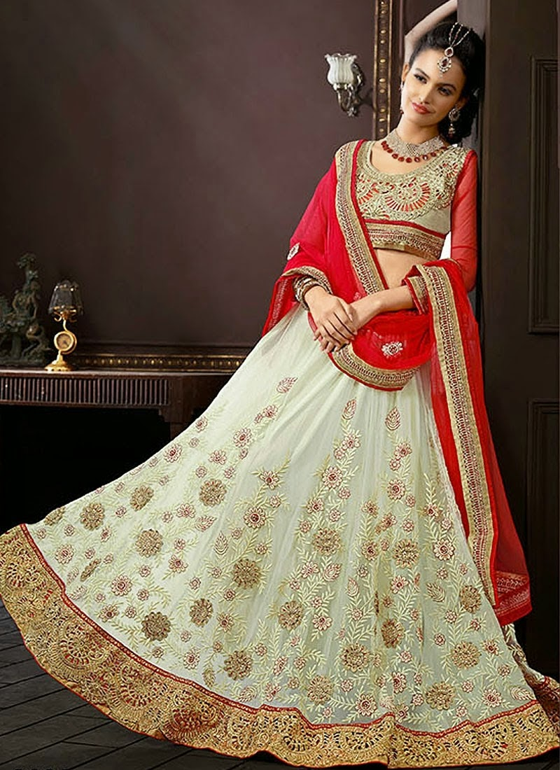 Buy Simple And Beautiful Lehenga Choli
