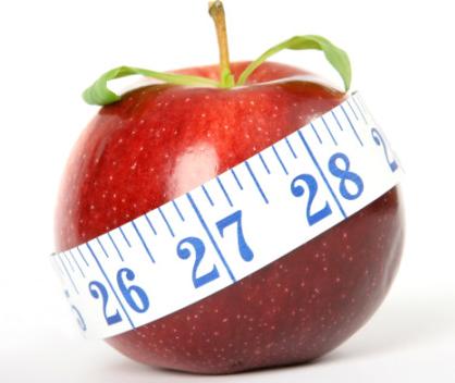 Almentos sanos cuidan la linea