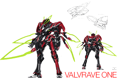 VALVRAVE One
