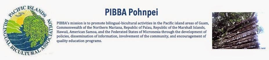PIBBA Pohnpei
