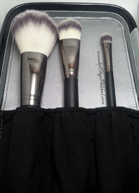 Crown Brush 8 Piece Infinity Synthetic Brush Set - Face