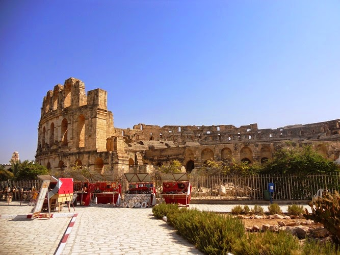 Anfiteatro de El Djem