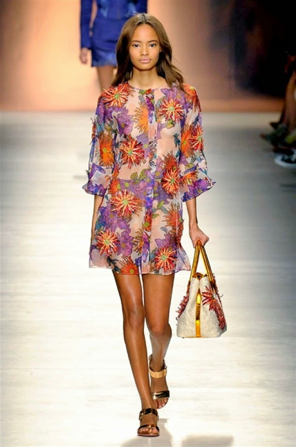 Eniwhere Fashion - Milan Fashion Week 2014 - Blumarine