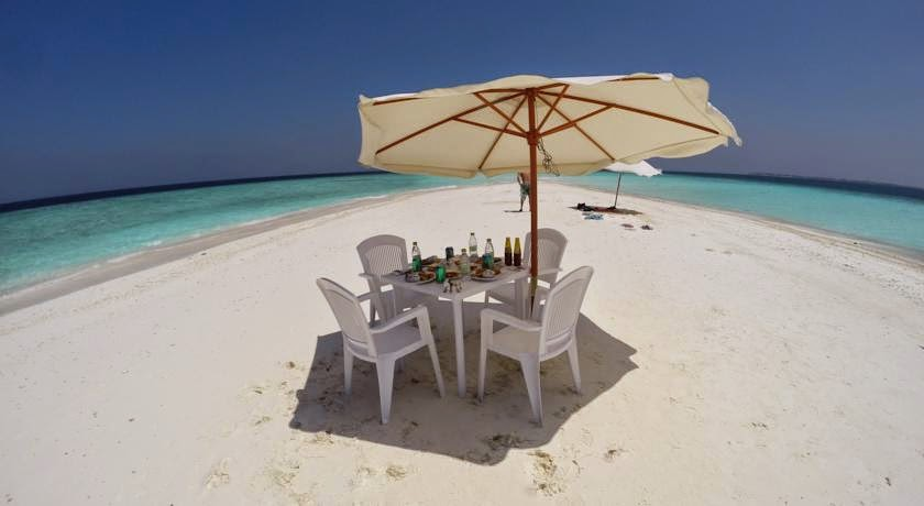 Isle Beach Inn Maafushi Maldives