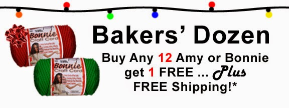 Bakers' Dozen Deal at Macrame Super Store