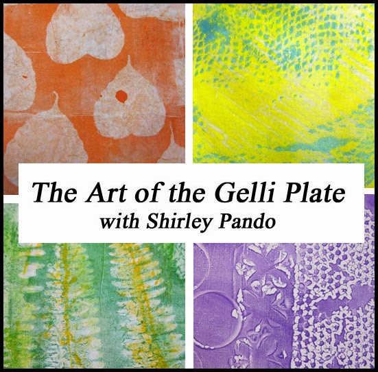 The Art of the Gelli Plate