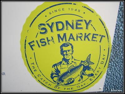 Fish Market Sydney 2ème plus gros marché aux poissons du monde