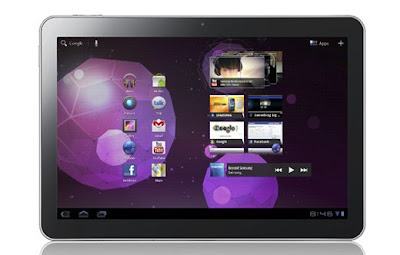 Samsung Galaxy Tab 750, 8.9 India Launch This Month