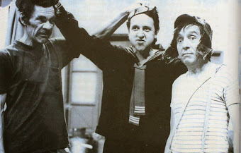 Chaves, Kiko e Madruga