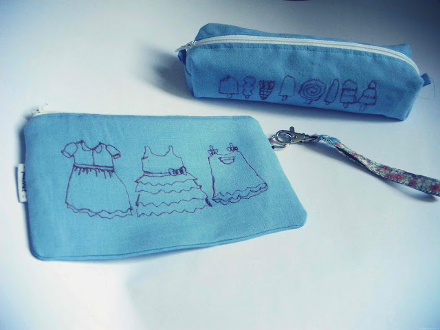 crafts purse and more: freehand machine embroidery tutorial