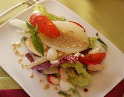 Bahçevan Salatası (Salade du Jardinier)