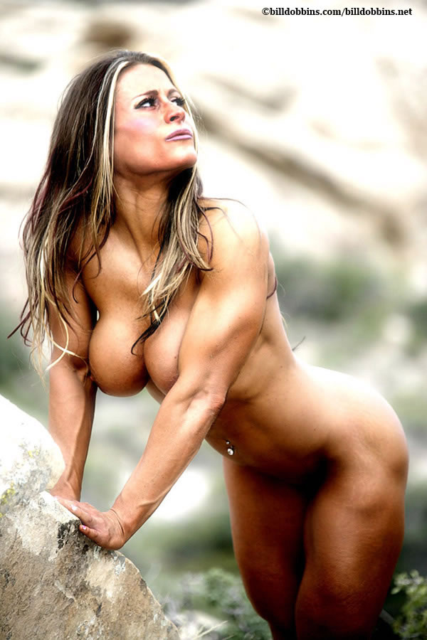 Naked Nikki warner