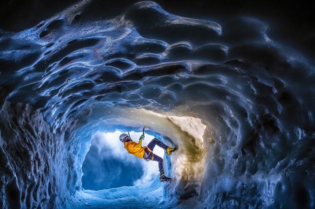 %name صور كهف الجليد في سكافتفيل, ايسلندا