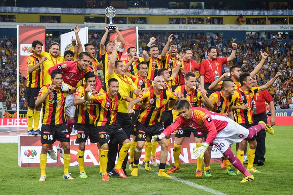Leones Negros ya es de Primera División