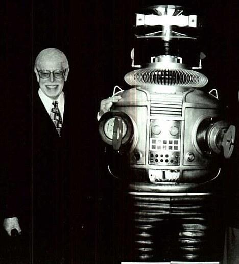 Dick Tufeld (1926-2012)