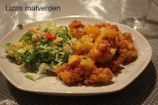 http://lizasmatverden.blogspot.no/2012/03/kylling-nuggets-med-appelsin-og-aprikos.html