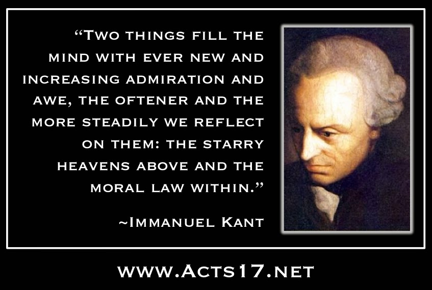 the ethics and immanuel kant Kant's deontological ethics kant, foundations of the metaphysics of morals, ch 1 to understand kant's moral philosophy, we need to explain a couple of.