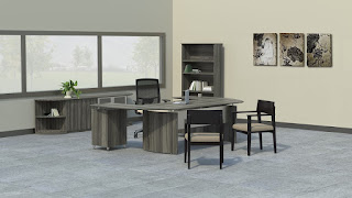 Mayline Medina Series Office Furniture