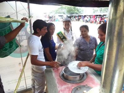 cocinas mejoradas lima peru