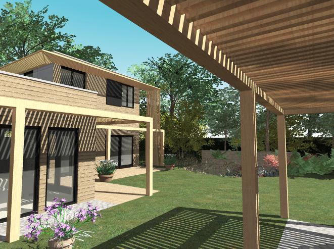 maison molsheim vendre partir de 465 000 euros architecte maison bois paris alsace. Black Bedroom Furniture Sets. Home Design Ideas