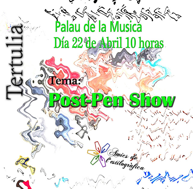 53 TERTULIA DIA 22 DE ABRIL 2017 (POST-PEN SHOW)