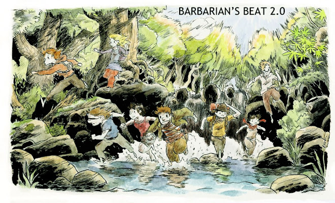 Barbarians Beat