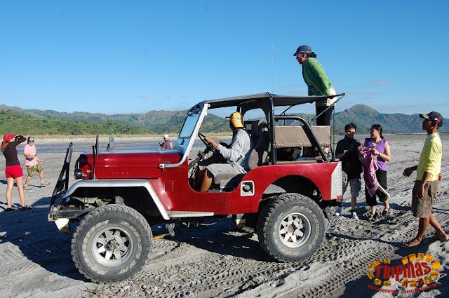 pinatubo 4x4