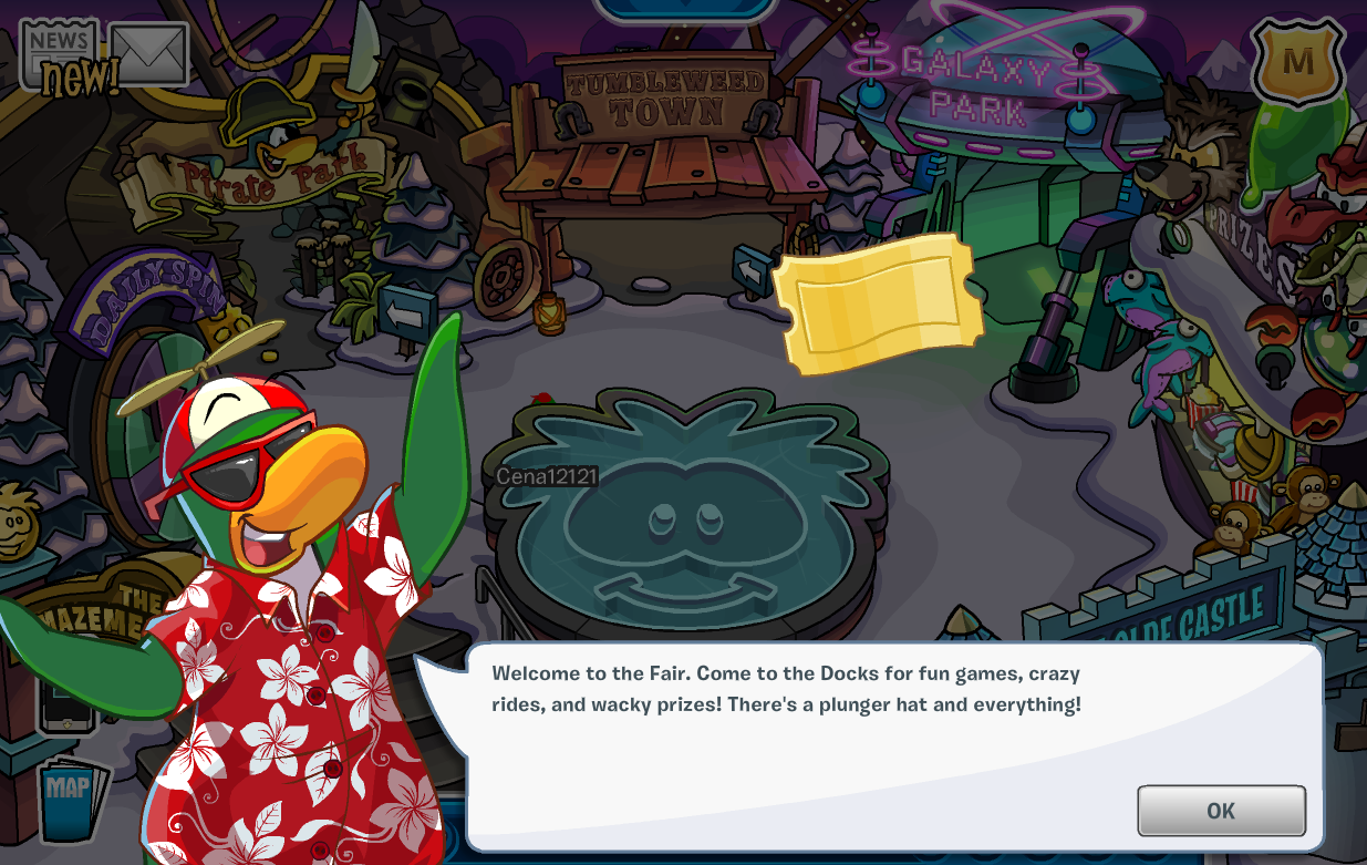 how to join the rescue squad on club penguin