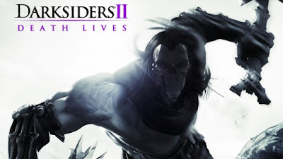 Darksiders II - Death Lives Background - We Know Gamers