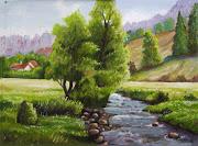 Ce type de paysage est rare en Europe : quelques sommets de montagnes ou des . paysage