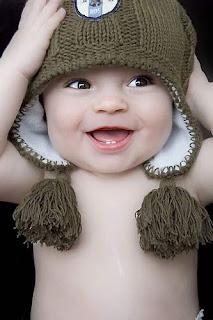 Gülümseyen Çocuk