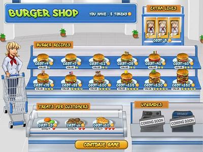Free Download Restaurant Rush Game or Get Full Unlimited Game Version