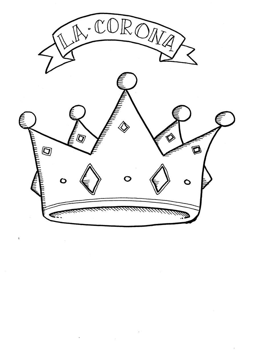 Dibujos de Coronas  Vida Blogger