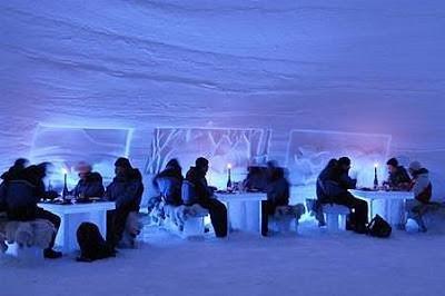 finlandia hotel hielo