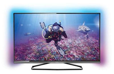 Harga dan Spesifikasi TV LED Philips 50PUT8509S/98