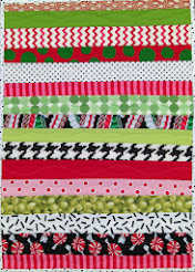 Christmas Doll Quilts