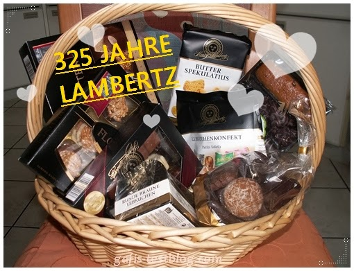 Lambertz Lebkuchenspezialitäten