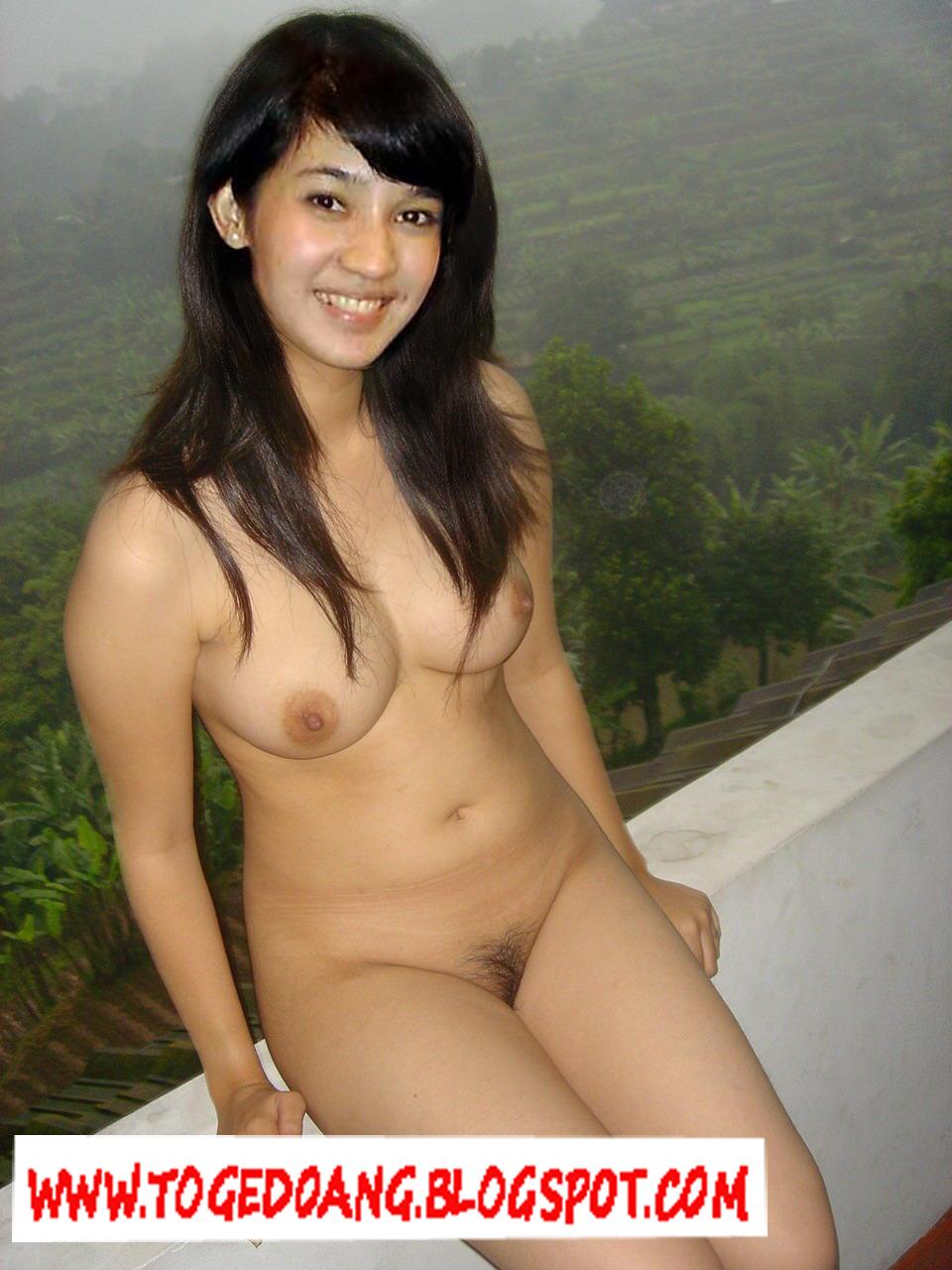 Naked nudist
