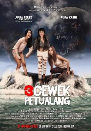 3 Cewek Petualang Film Terbaru 2013 Oktober