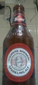 Coopers Sparkling Ale  (Austrália)