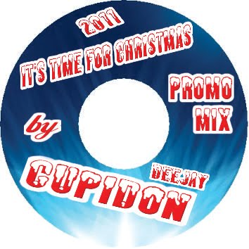 Dj Cupidon - It's Time For Christmas 2011 (PROMO MIX)